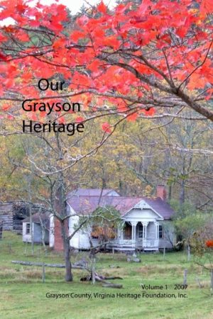 Our Grayson Heritage - 2007