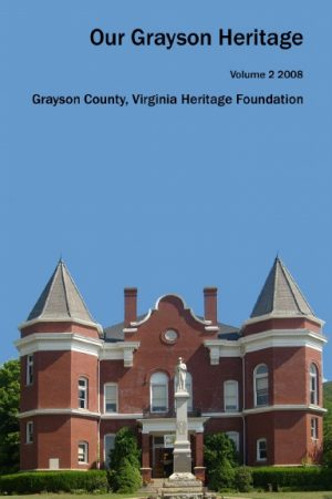 Our Grayson Heritage - 2008